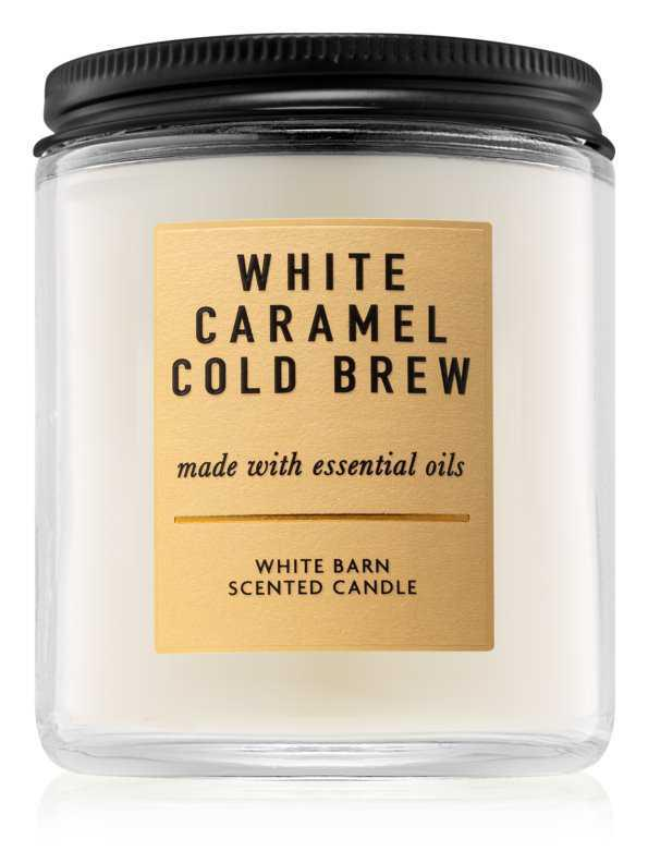Bath & Body Works White Caramel Cold Brew