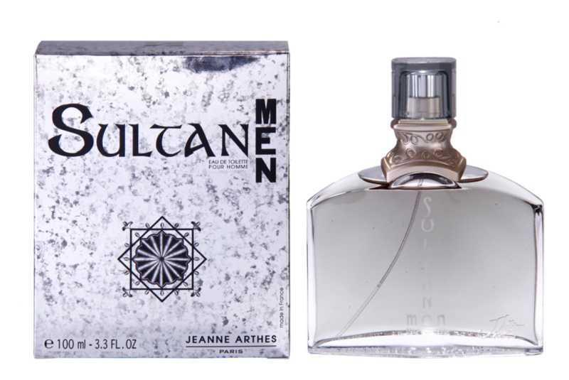 Jeanne Arthes Sultane Men
