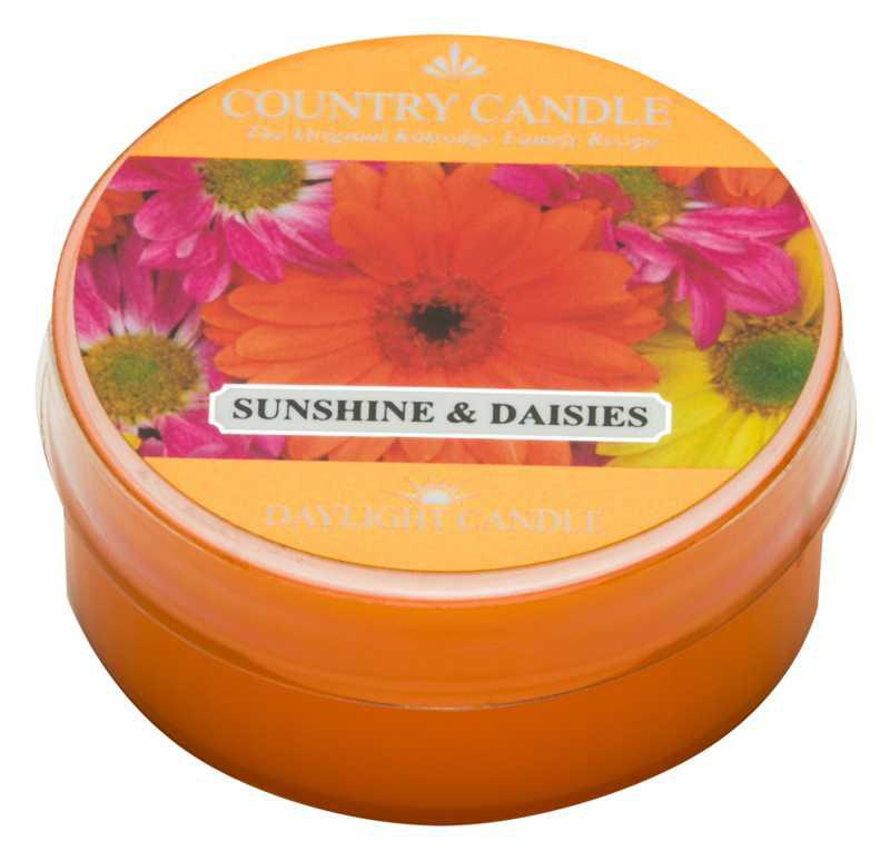 Country Candle Sunshine & Daisies