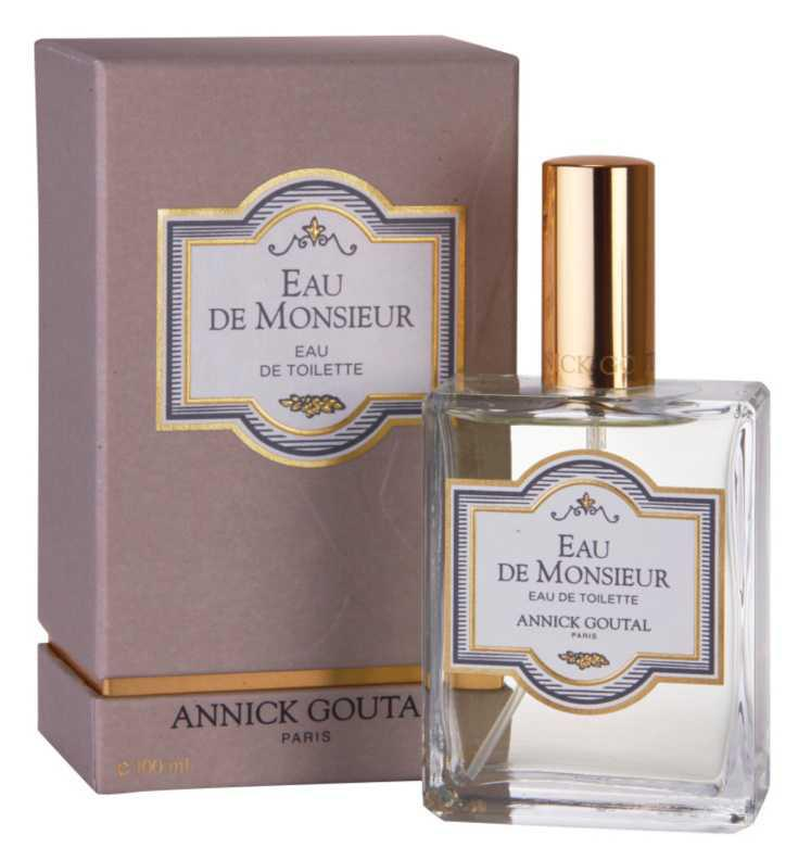 Annick Goutal Eau de Monsieur luxury cosmetics and perfumes