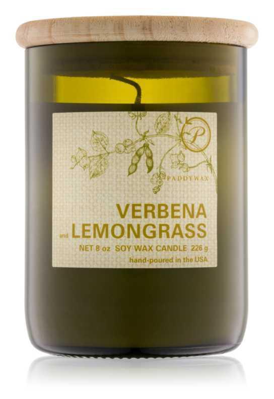 Paddywax Eco Green Verbena & Lemongrass