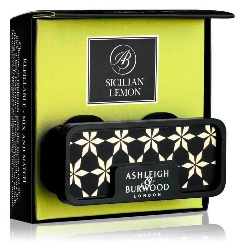 Ashleigh & Burwood London Car Sicilian Lemon