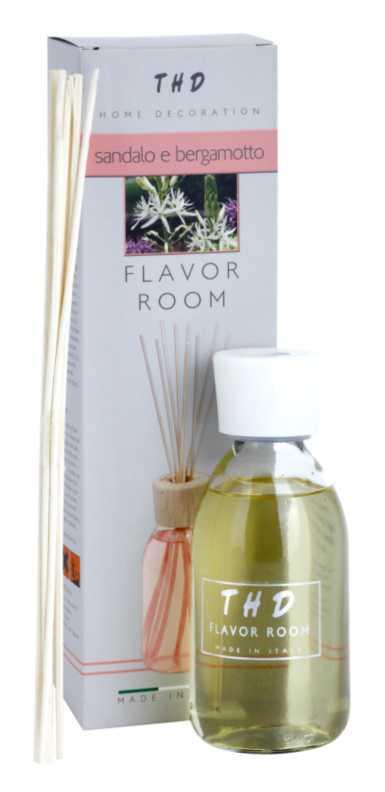 THD Diffusore THD Sandalo e Bergamotto home fragrances