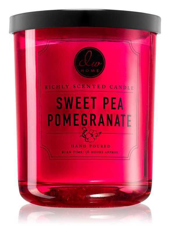 DW Home Sweet Pea Pomegranate