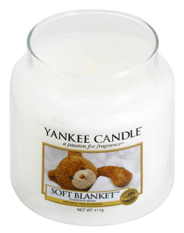 Yankee Candle Soft Blanket candles