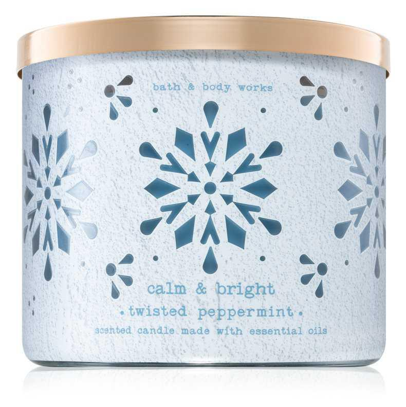 Bath & Body Works Twisted Peppermint