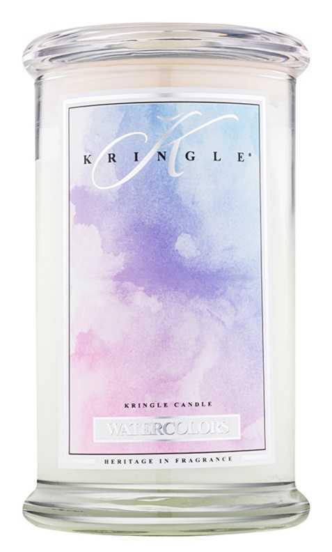 Kringle Candle Watercolors