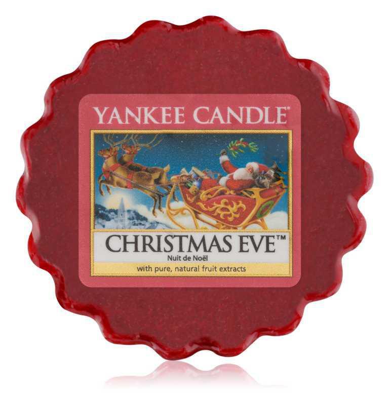 Yankee Candle Christmas Eve