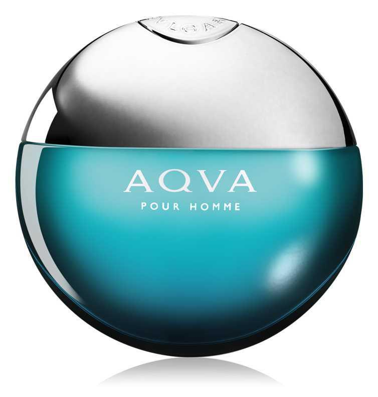 Bvlgari AQVA Pour Homme luxury cosmetics and perfumes