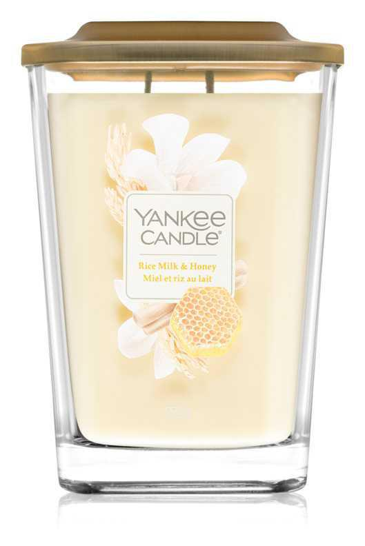 Yankee Candle Elevation Rice Milk & Honey