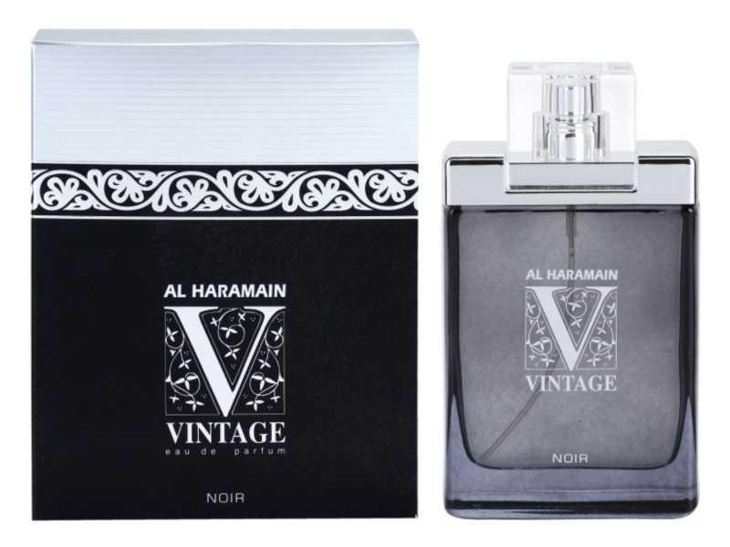 Al Haramain Vintage Noir
