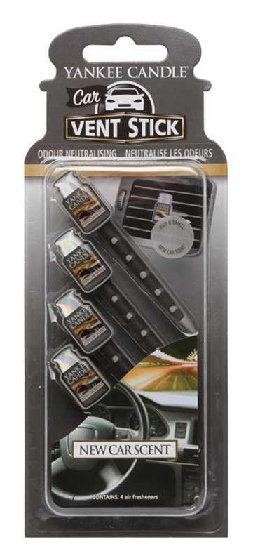 Yankee Candle New Car Scent