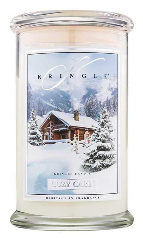 Kringle Candle Cozy Cabin