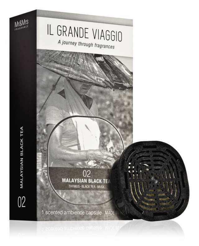 Mr & Mrs Fragrance Il Grande Viaggio Malaysian Black Tea