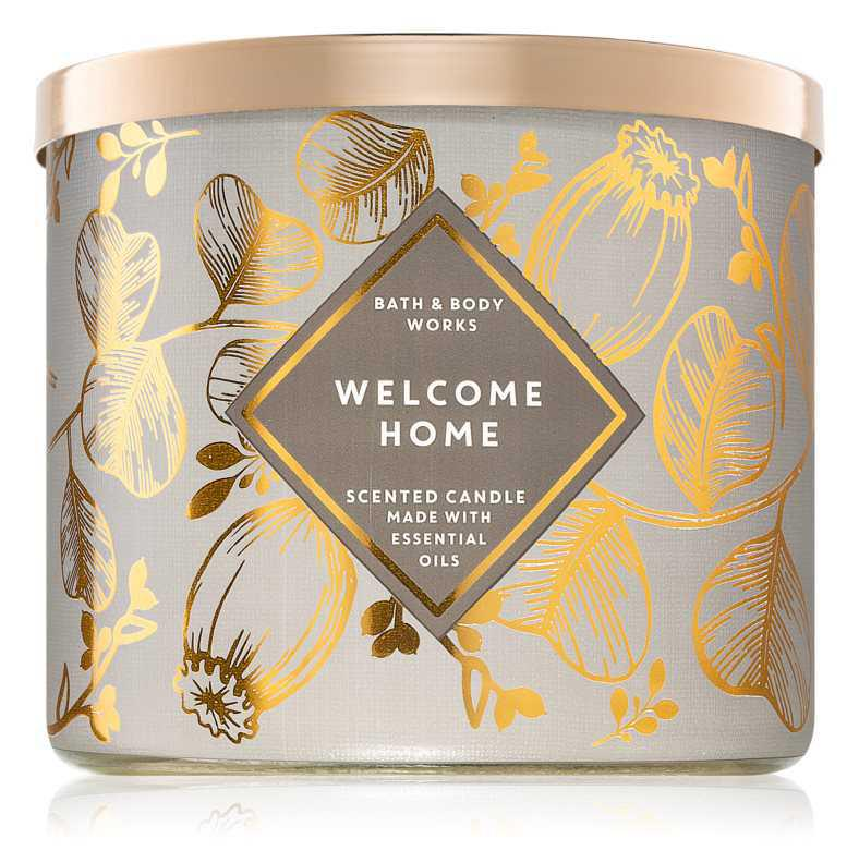 Bath & Body Works Welcome Home