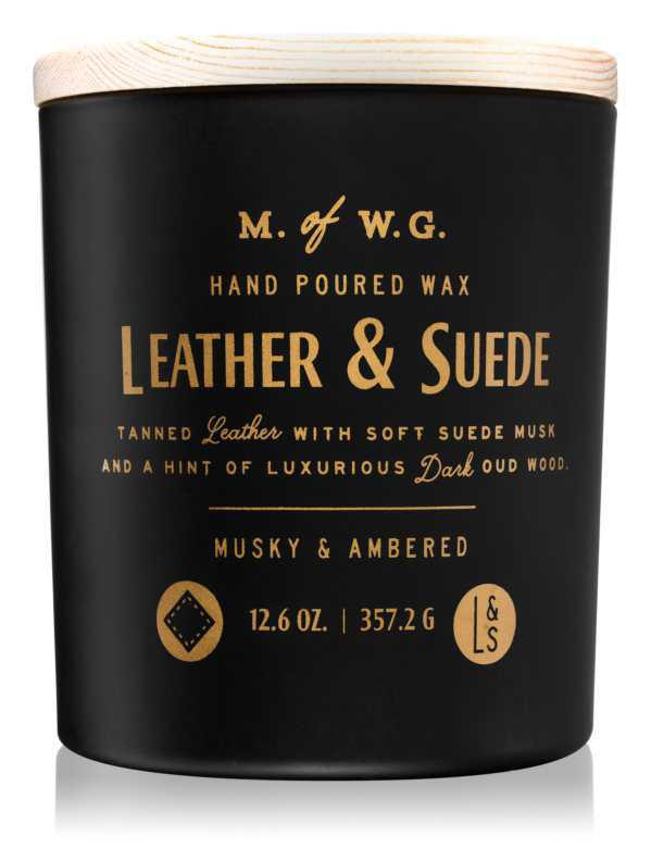 Makers of Wax Goods Leather & Suede