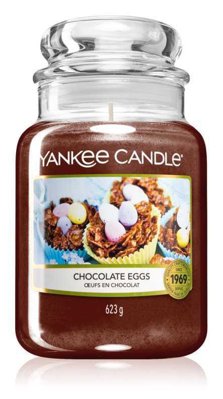 Yankee Candle Chocolate Eggs