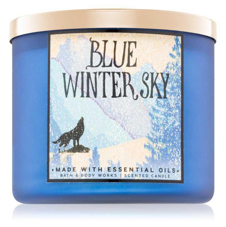 Bath & Body Works Blue Winter Sky