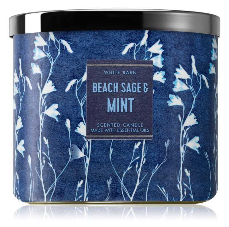 Bath & Body Works Beach Sage & Mint