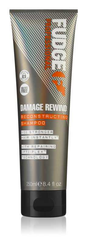 Fudge Care Damage Rewind hair
