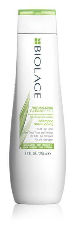 Biolage Essentials CleanReset hair care