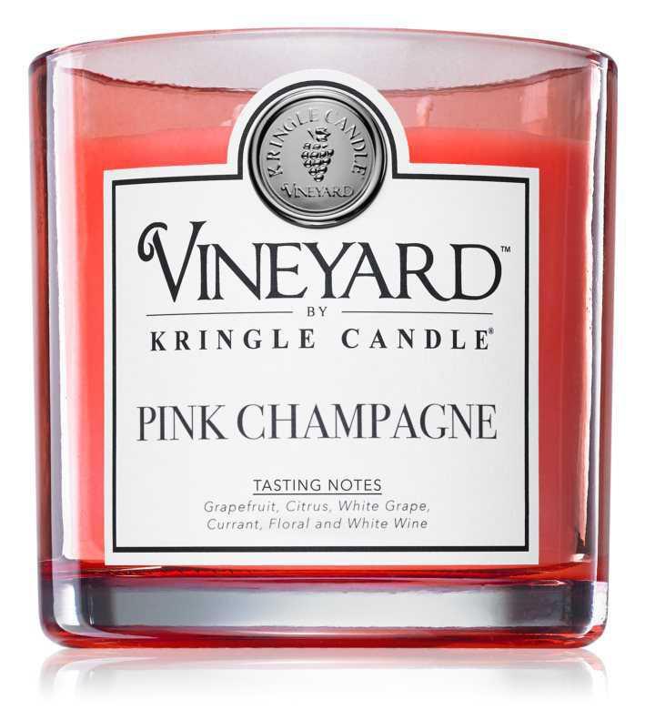 Kringle Candle Vineyard Pink Sparkling Wine
