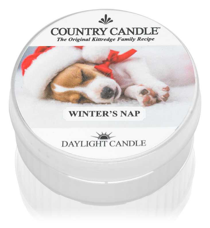 Country Candle Winter's Nap