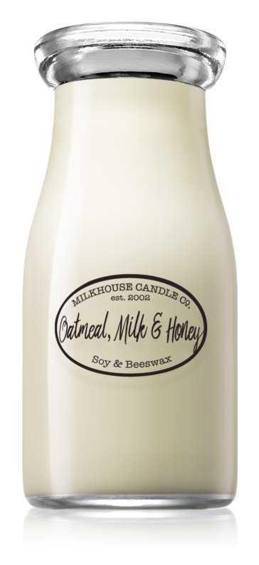 Milkhouse Candle Co. Creamery Oatmeal, Milk & Honey