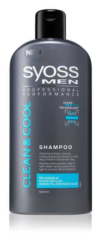 Syoss Men Clean & Cool