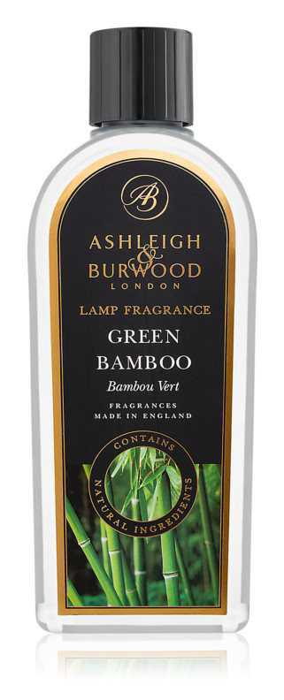 Ashleigh & Burwood London Lamp Fragrance Green Bamboo accessories and cartridges