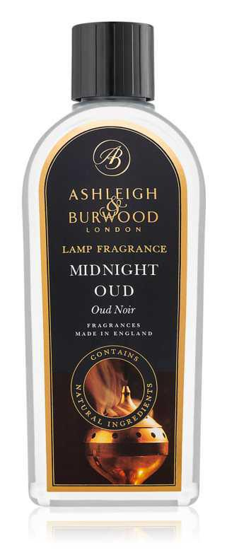 Ashleigh & Burwood London Lamp Fragrance Midnight Oud accessories and cartridges