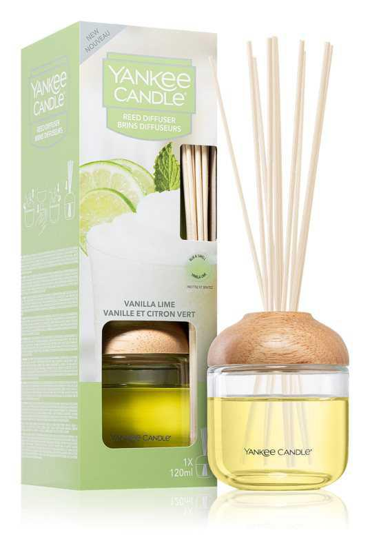 Yankee Candle Vanilla Lime home fragrances