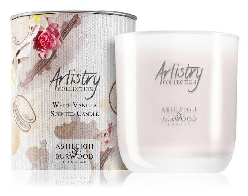 Ashleigh & Burwood London Artistry Collection White Vanilla