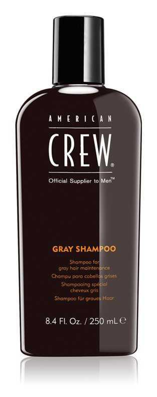 American Crew Hair & Body Gray Shampoo