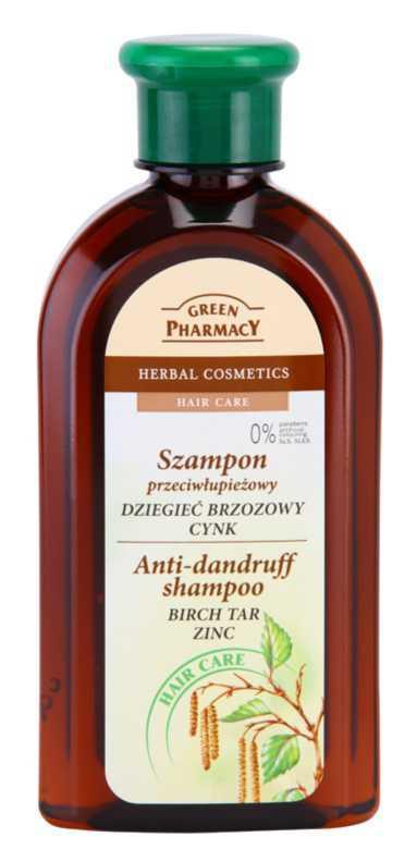 Green Pharmacy Hair Care Birch Tar & Zinc