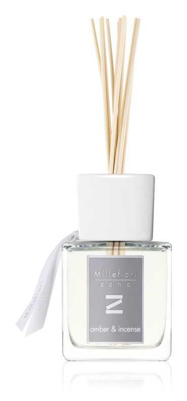 Millefiori Zona Amber & Incense