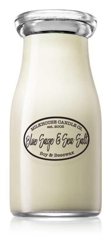 Milkhouse Candle Co. Creamery Blue Sage & Sea Salt