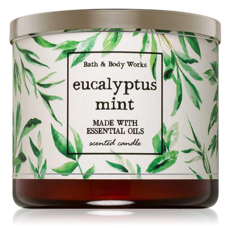 Bath & Body Works Eucalyptus Mint