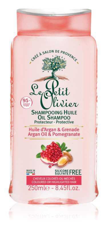 Le Petit Olivier Argan Oil & Pomegranate