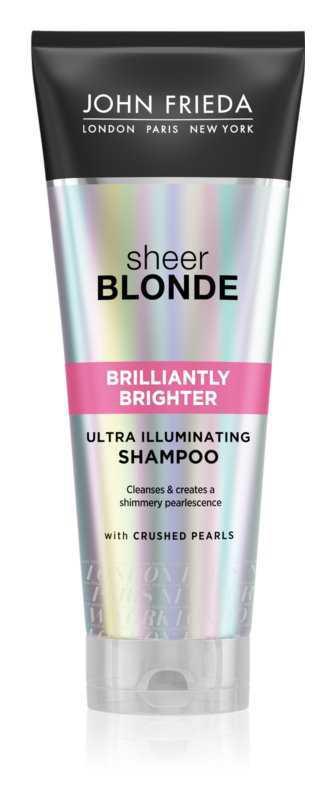 John Frieda Sheer Blonde Brilliantly Brighter