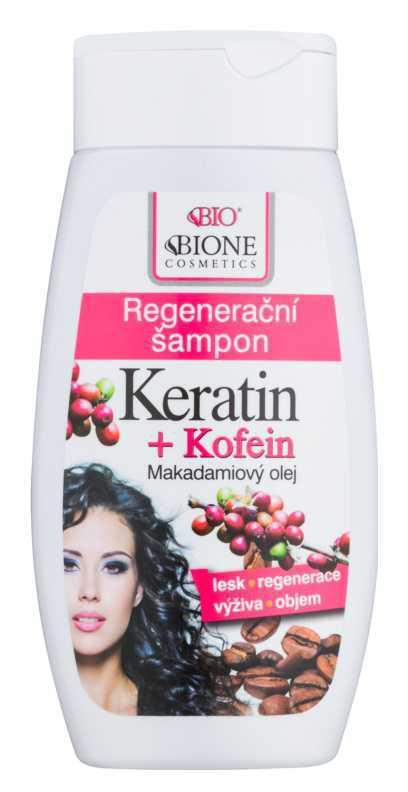 Bione Cosmetics Keratin Kofein