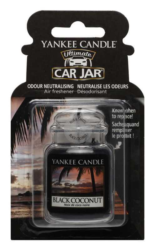 Yankee Candle Black Coconut home fragrances