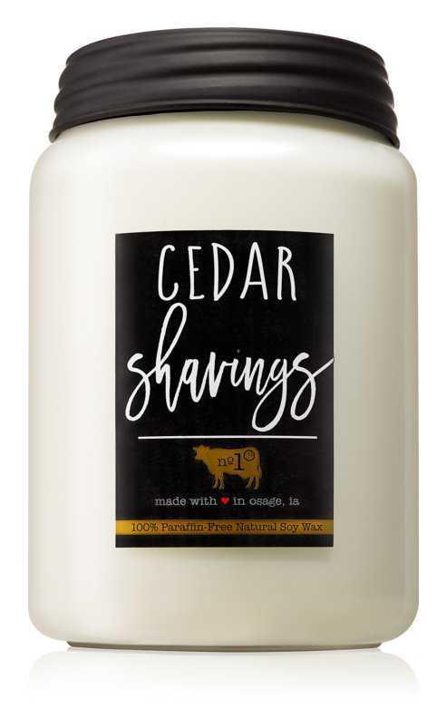 Milkhouse Candle Co. Farmhouse Cedar Shavings