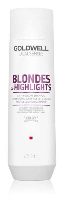 Goldwell Dualsenses Blondes & Highlights hair