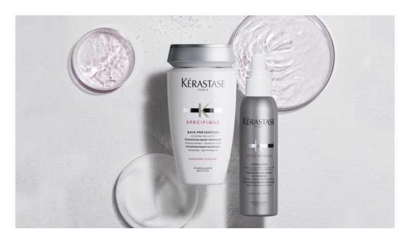 Kérastase Specifique Bain Prévention hair growth preparations