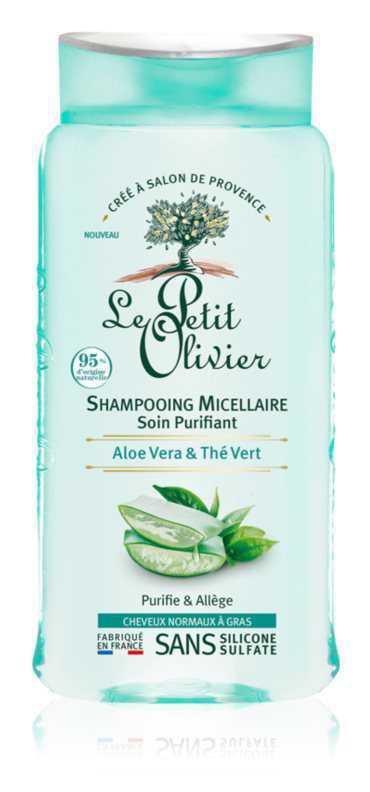 Le Petit Olivier Aloe Vera & Green Tea