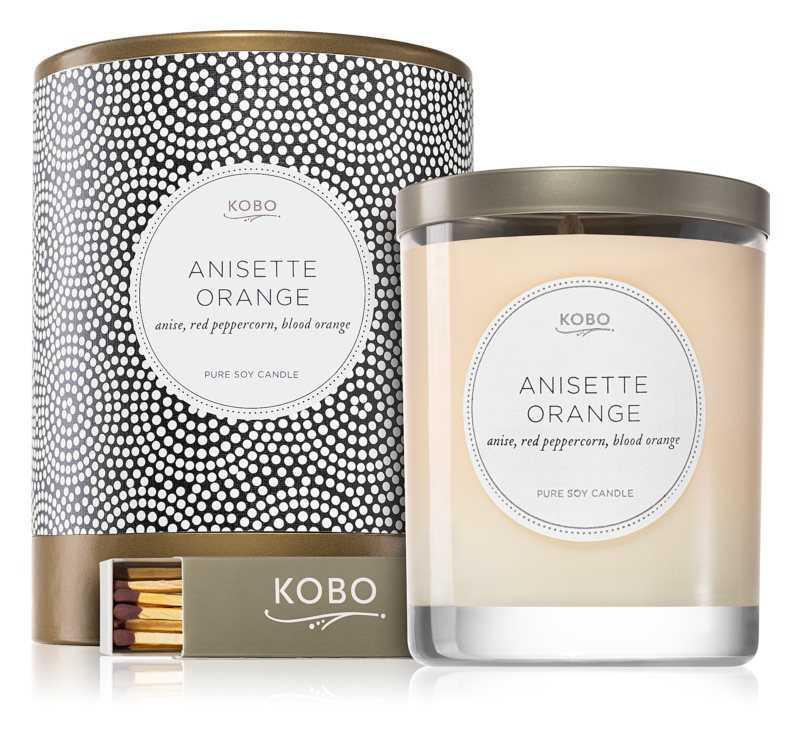 KOBO Coterie Anisette Orange