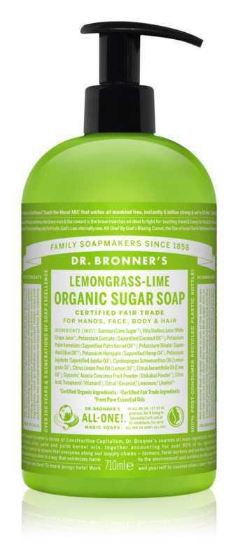 Dr. Bronner's Lemongrass & Lime