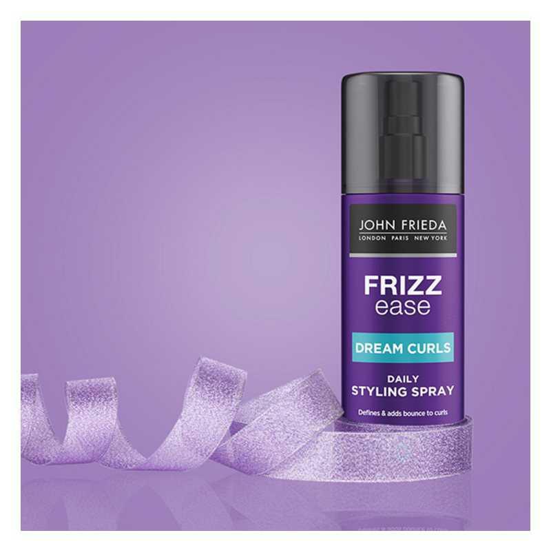 John Frieda Frizz Ease Dream Curls hair styling