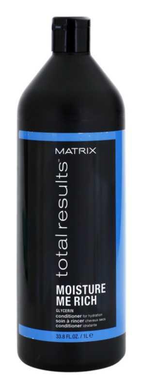 Matrix Total Results Moisture Me Rich hair